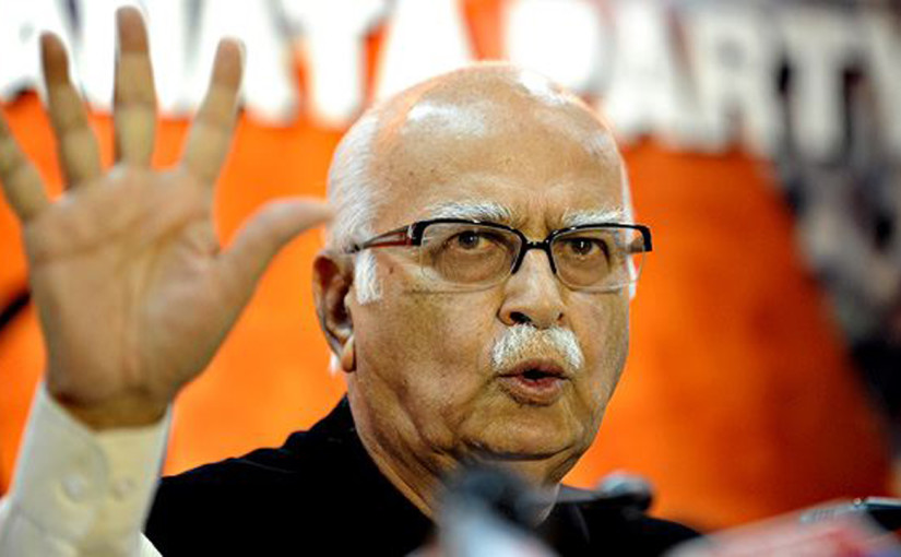 Babri demolition: Charges against Advani can not be dropped, says SC