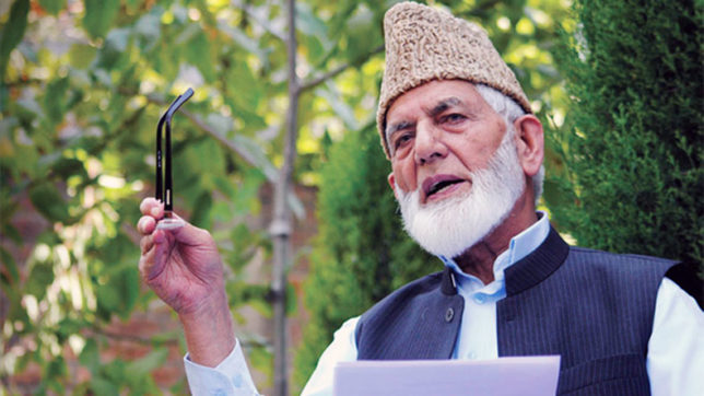 Terror funding: NIA to question Geelani's younger son, re-issues summons to elder son