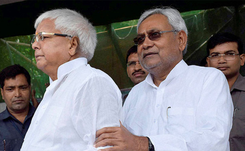 Nitish Kumar spoke to Lalu Prasad over phone, reveals RJD leader Jagdanand Singh