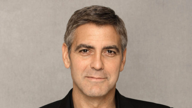 George Clooney surprises 87-year-old fan on her birthday