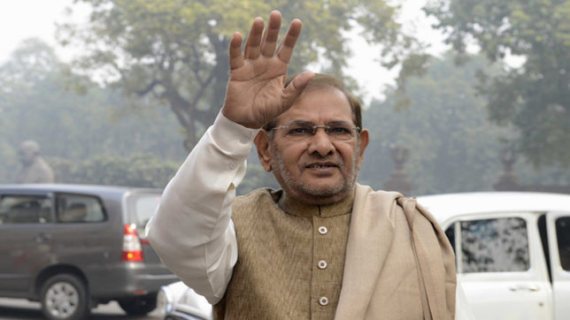 This will further aggravate Kashmir situation: Sharad Yadav on Major Gogoi's felicitation