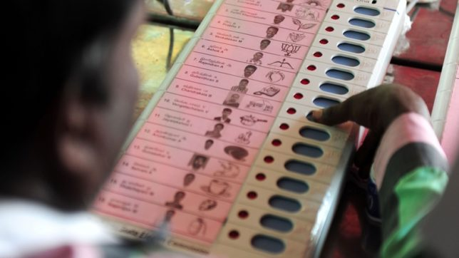 Supreme Court tells Centre to use EVMs along with VVPAT