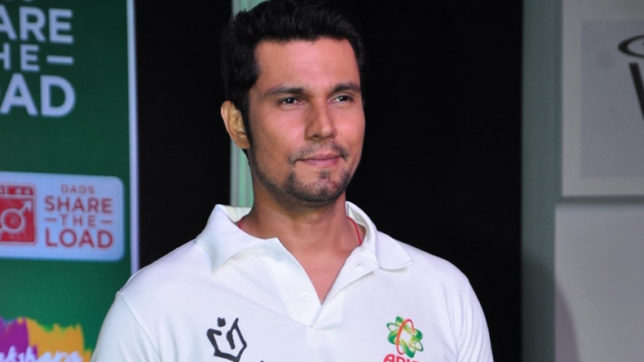 My Twitter handle must be put on parental guidance: Randeep Hooda