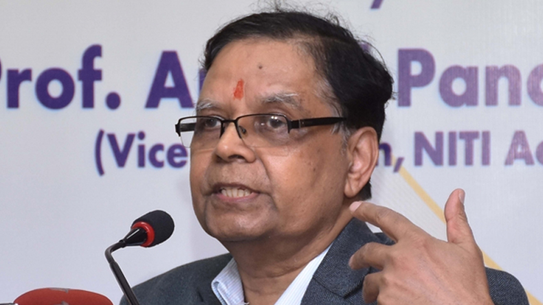 Arvind Panagariya resigns as NITI Aayog vice-chairman, says will return to academia