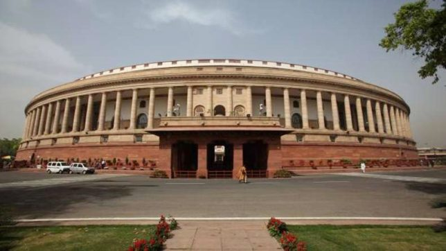 Rajya Sabha repeatedly adjourned over Bengaluru raid
