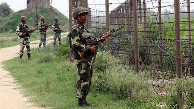 Indian, Pakistani armies trade fire on LoC