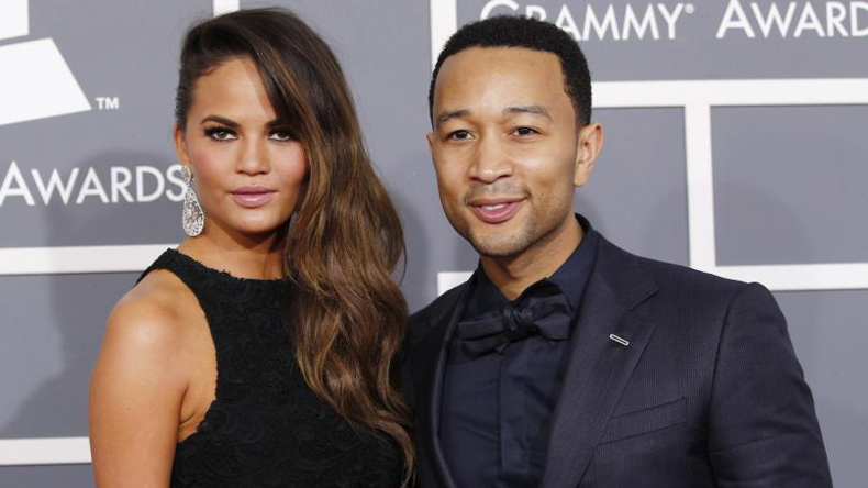 John Legend, Chrissy Teigen have normal arguments