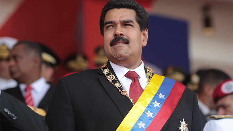 Venezuela 'emphatically' rebuffs additional US sanctions