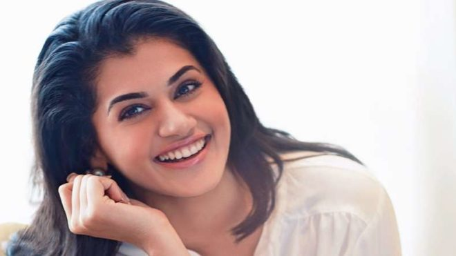 Women need to be their own heroes: Taapsee Pannu