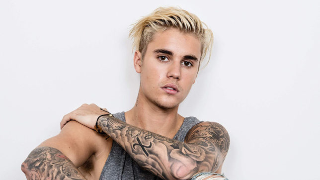 Bieber says I want to work everyday to be better at 70