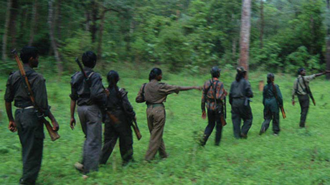 Maoist kill 2 in Jharkhand