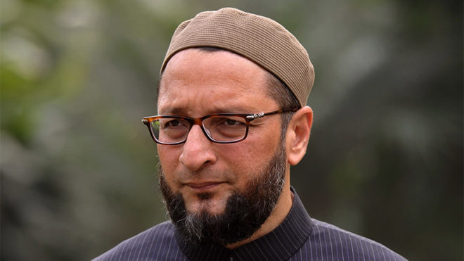Rajnath Singh's statement on Rohingyas 'disingenuous', says Asaduddin Owaisi