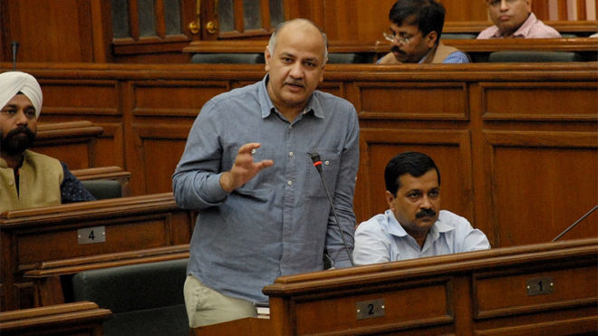 Delhi budget for 15% hike in support to local bodies