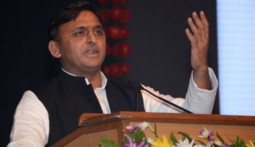 Grab any wire in Uttar Pradesh if you want to check electricity: Akhilesh Yadav to PM Modi