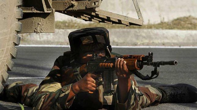 1 militant killed in encounter in Jammu and Kashmir's Kulgam