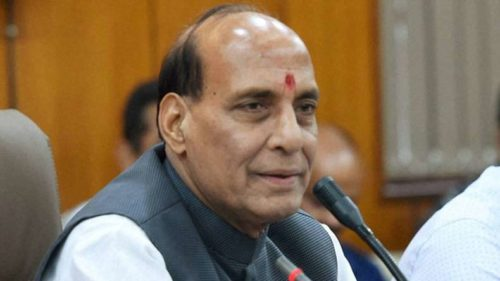 PM Modi's Independence day speech a reflection of New India: Rajnath Singh