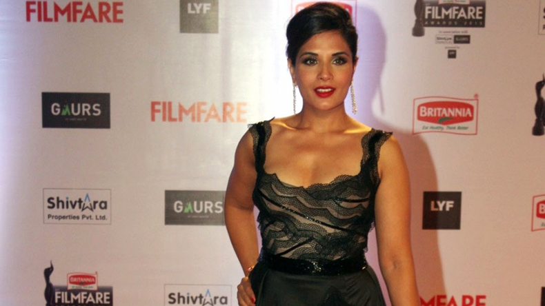 Wish I was a cat, says Richa Chadha