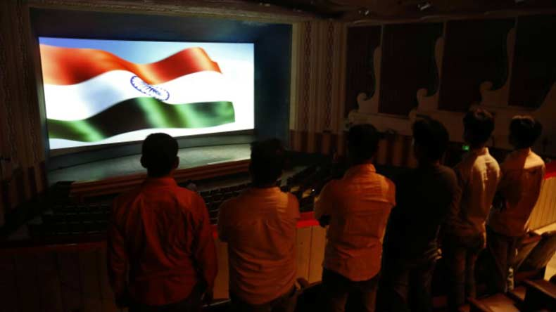 Kashmiri engineering students booked for not respecting the National Anthem