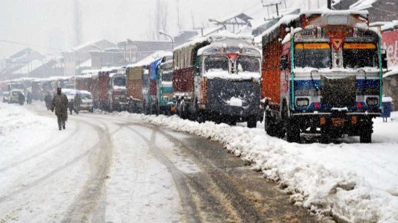 Srinagar20Jammu20Highway20one20way20traffic