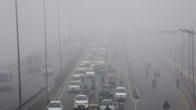 Metro wrap: According to a study, odd-even improve air quality in Delhi; Cleaning up of frothing lakes in Bengaluru