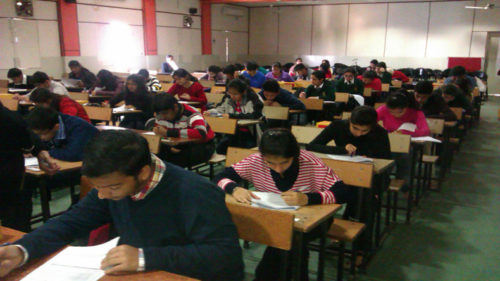 UP Board exams begin