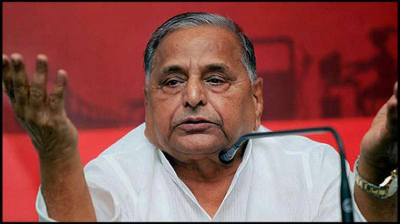 I will not campaign for SP-Congress alliance, says Mulayam Singh Yadav