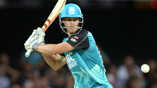 Chris Lynn ruled out of Sri Lanka T20I series due to injury
