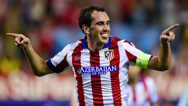 Atletico Madrid confirms Diego Godin's injury