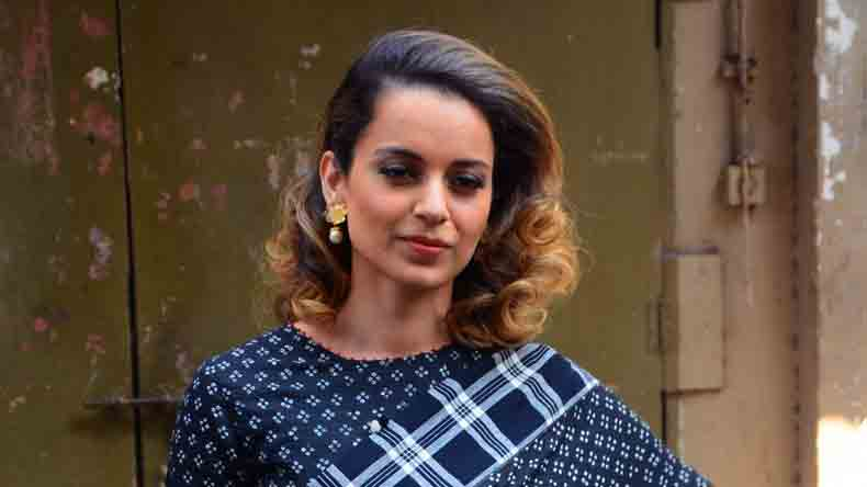 Actress Kangana Ranaut. (File Photo: IANS)