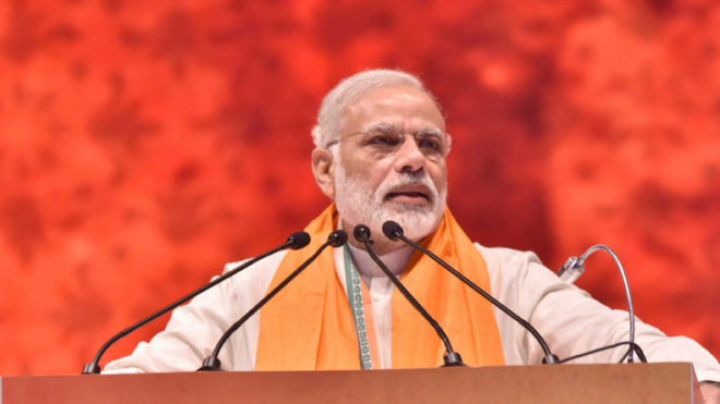 My-resolve-to-weed-out-corruption-unshakeable-Modi
