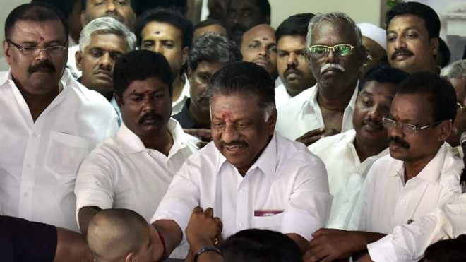 Fight for 'justice' to continue, says O Panneerselvam as AIADMK expel Sasikala, TTV Dinakaran