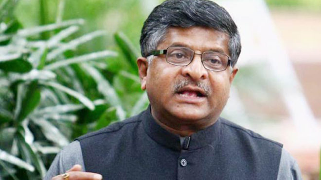 Bihar crisis: It's for Nitish Kumar to decide on allying with BJP, says Ravi Shankar Prasad