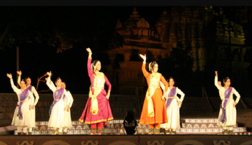 Khajuraho Dance Festival to begin from Monday