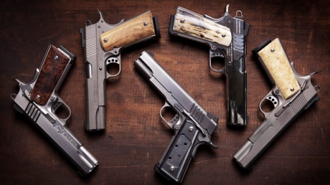 pistols illegal firearms made in England New Delhi Meerut