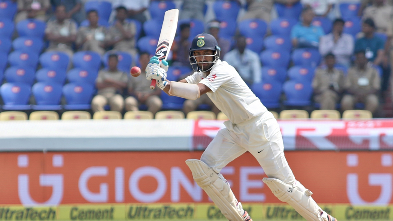 India off to steady start in 2nd innings (Lead Lunch)