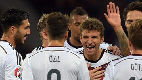Germany-keep-perfect-record