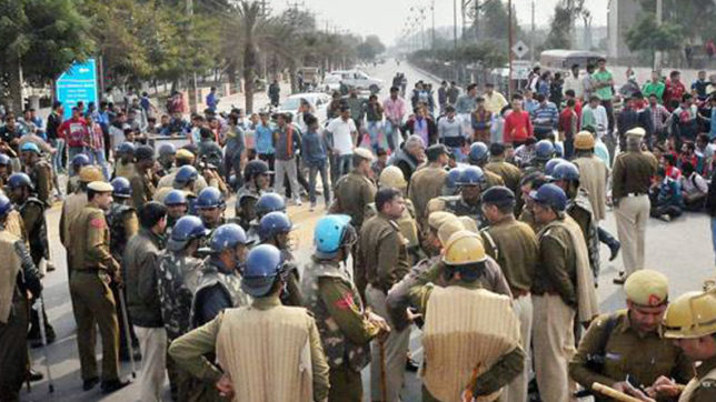 Jat-protests