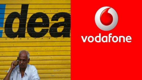 Vodafone, Idea Cellular announce merger to become India's largest telecom operator