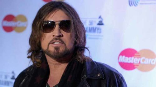 Miley Cyrus' father Billy Ray Cyrus changes name