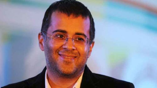 Delhi University includes Chetan Bhagat's Five Point Someone as part of English Literature syllabus