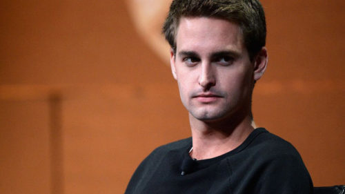 Snapchat denies CEO Evan Spiegel's 'India is a poor country' remark