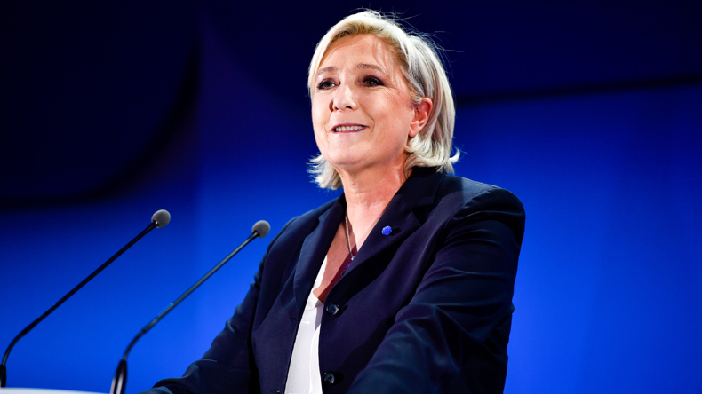 France Elections: Le Pen Resigns As FN Party Leader