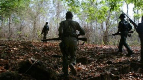 2 STF men killed, 5 injured in gunfight with Maoists in Sukma