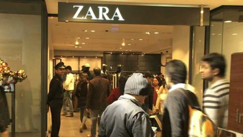 'Patriotic' MNS wants Zara to stop selling 'Made in Pakistan' clothes