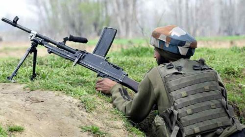 J&K: Two militants gunned down in encounter in Budgam district