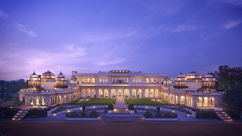 Jaipur's Rambagh Palace features in global top 10 heritage hotels list