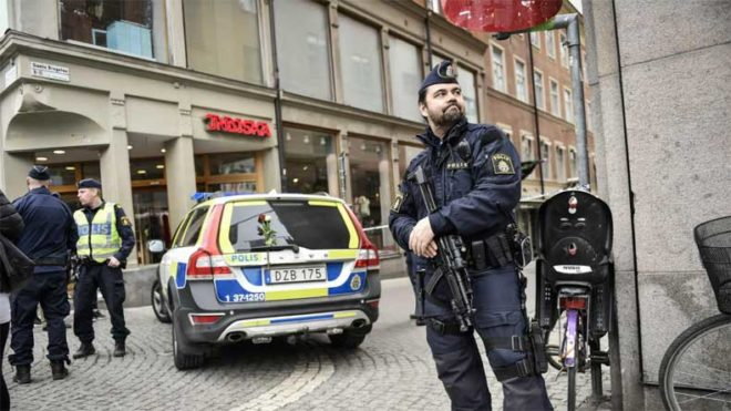 Spanish man with gas cannisters arrested in Rotterdam