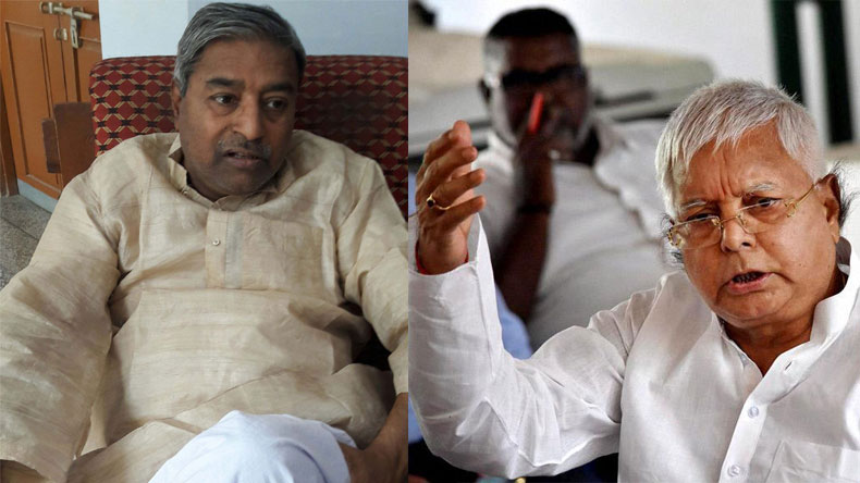 BJP's Vinay Katiyar supports Lalu's remark on PM Modi's conspiracy to remove BJP veteran LK Advani from Presidential race