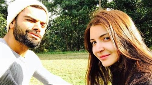 BreakTheBeard challenge: Virat Kohli nods obediently to Anushka's 'You cannot'