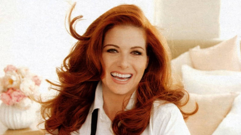 Debra Messing wants to make America gay again